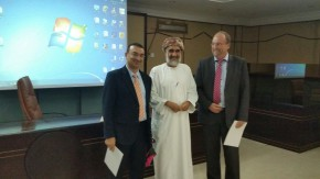 Water Footprint Awareness Raising for GCC and Arab Countries by AWARENET – 19 October 2014, Muscat, Oman.