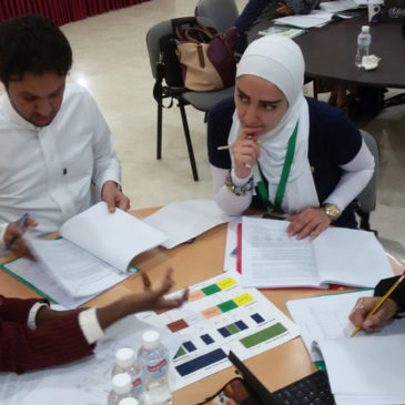1st Regional Training Course on Water Footprint Assessments for GCC and Arab Countries – 20 to 22 April 2015, Arabian Gulf University, Bahrain.