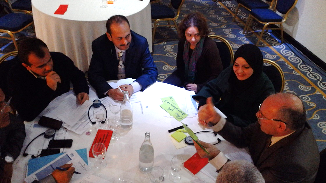 AWARENET Co-organizes third Water Integrity Training for the Arab Region in Tunis, Tunisia, 7-8 December 2016