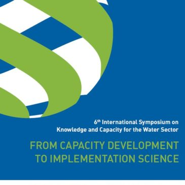 Call for Abstracts- 6th International Symposium on Knowledge and Capacity for the Water Sector