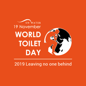 World Toilet Day 2019-Leave no one behind